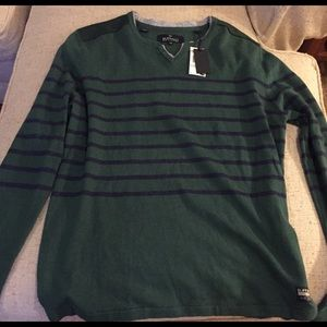 BRAND NEW! Green sweater